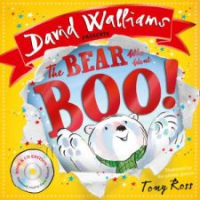 The Bear Who Went Boo Book  CD