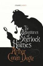 Collins Classics The Adventures Of Sherlock Holmes