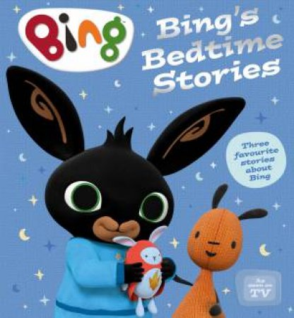 Bing: Bing's Bedtime Stories