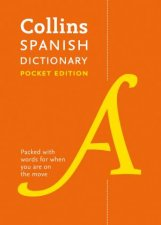 Collins Pocket Spanish Dictionary, Eighth Edition (8e) by Collins Dictionaries