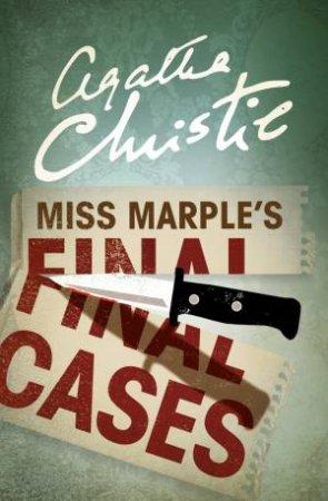 Miss Marple: Miss Marple's Final Cases