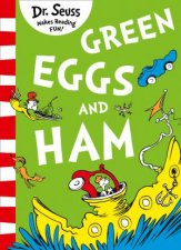 Green Eggs And Ham Green Back Book Edition