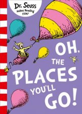 Oh The Places Youll Go Yellow Back Book Edition