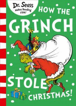 How The Grinch Stole Christmas (Yellow Back Book Edition)