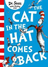 The Cat In The Hat Comes Back Green Back Book Edition