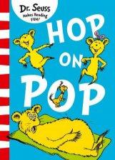 Hop On Pop Blue Back Book Edition