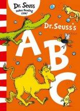 Dr Seusss ABC Blue Back Book Edition