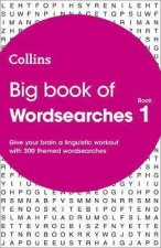 Big Book Of Wordsearches 1  300 Themed Wordsearches