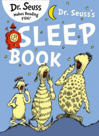 Dr Seuss Sleep Book