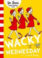 Wacky Wednesday Green Back Book Edition