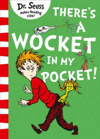 There's A Wocket In My Pocket (Blue Back Book Edition)