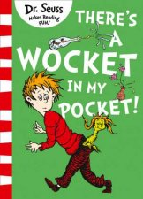 Theres A Wocket In My Pocket Blue Back Book Edition