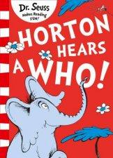 Horton Hears A Who Yellow Back Book Edition