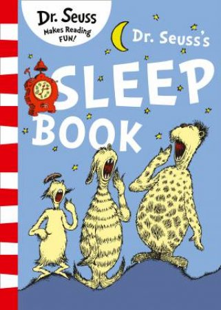 Dr. Seuss's Sleep Book (Yellow Back Book Edition)