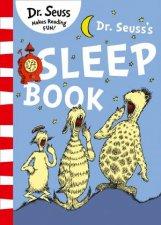 Dr Seusss Sleep Book Yellow Back Book Edition