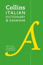 Collins Italian Dictionary And Grammar 120000 Translations Plus Grammar Tips 4th Ed