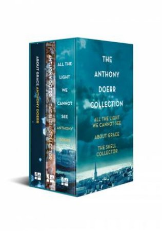 Awesome All The Light We Cannot See, About Grace And The Shell Collector: The  Anthony Awesome Design