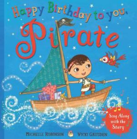 Happy Birthday to you, Pirate