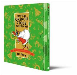 How The Grinch Stole Christmas (60th Birthday - Slipcase Edition)
