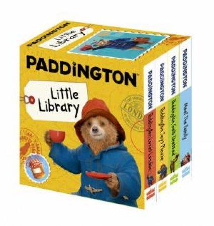 Paddington 2 - Meet Paddington: Little Library