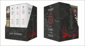 The Middle-earth Treasury: The Hobbit and The Lord Of The Rings [Boxed Set Edition]