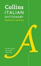 Collins Italian Dictionary Essential Edition 60000 Translations For Everyday Use