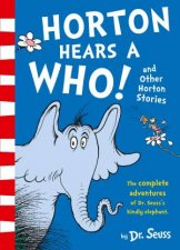 Horton Hears A Who And Other Horton Stories 3In1