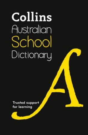 Collins Australian School Dictionary