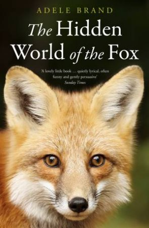 The Hidden World Of The Fox by Adele Brand