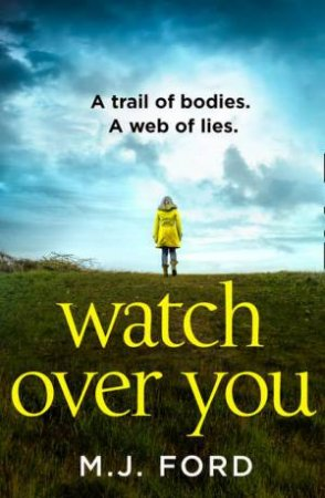 Watch Over You by M.J. Ford