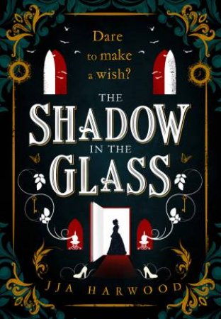 The Shadow In The Glass by Joanna Harwood