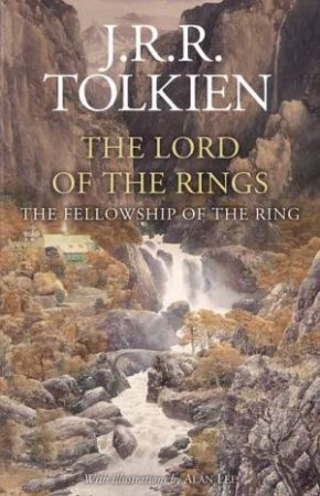 The Fellowship Of The Ring (Illustrated Edition)