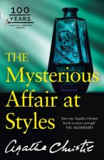 The Mysterious Affair At Styles The 100th Anniversary Edition
