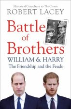 Battle Of Brothers William And Harry  The Friendship And The Feuds