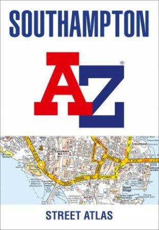Southampton A-Z Street Atlas (Ninth Edition)