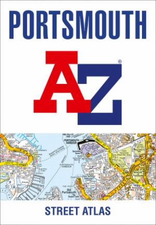 Portsmouth A-Z Street Atlas (New Ninth Edition)
