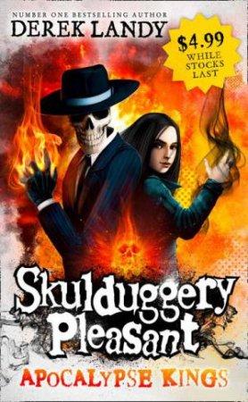 Skulduggery Pleasant: Apocalypse Kings