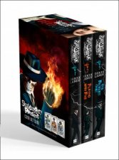 The Faceless Ones Trilogy Skulduggery Pleasant Playing with Fire The Faceless Ones
