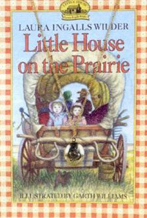 Charming Classics: Little House On The Prairie - Book & Charm by Laura Ingalls Wilder