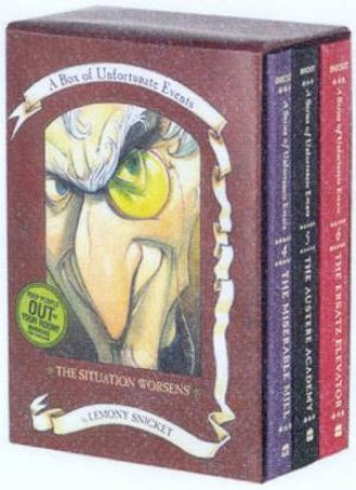 Books 4-6: The Situation Worsens