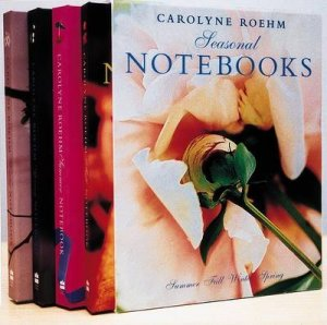 Seasonal Notebooks - Box Set by Carolyne Roehm