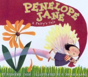 Penelope Jane - Book & CD by Rosanne Cash
