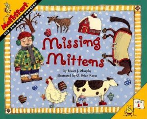 Odd And Even Numbers: Missing Mittens by Brian G Karas
