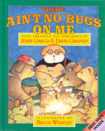 There Ain't No Bugs On Me - Book & Tape by Jerry Garcia & David Grisman