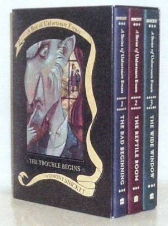 Books 1-3: The Trouble Begins
