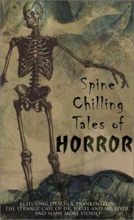 Spine Chilling Tales Of Horror: A Caedmon Collection - Cassette by Various
