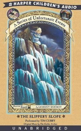 The Slippery Slope - Cassette by Lemony Snicket