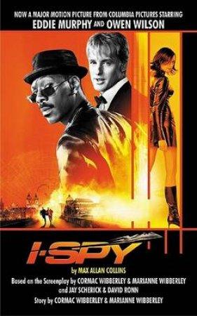 I Spy - Film Tie-In by Max Allen Collins