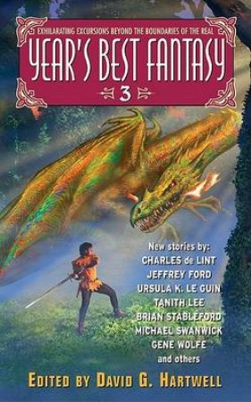 Year's Best Fantasy 3 by David Hartwell