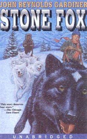 Stone Fox - Cassette by John Reynolds Gardiner